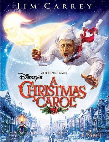 Jim Carrey Christmas Carol.Disney S A Christmas Carol Digital Hd