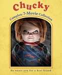 Chucky Complete 7 Movie Collection DIGITAL HD