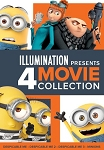 Despicable Me 4 Film Collection