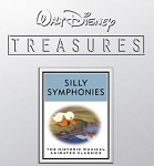 Walt Disney Treasures Silly Symphonies 75 Movies DIGITAL HD