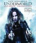 Underworld 5 Movies Ultimate Collection