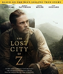 The Lost City of Z DIGITAL HD