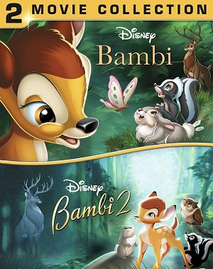 Bambi and Bambi 2 Complete Collection