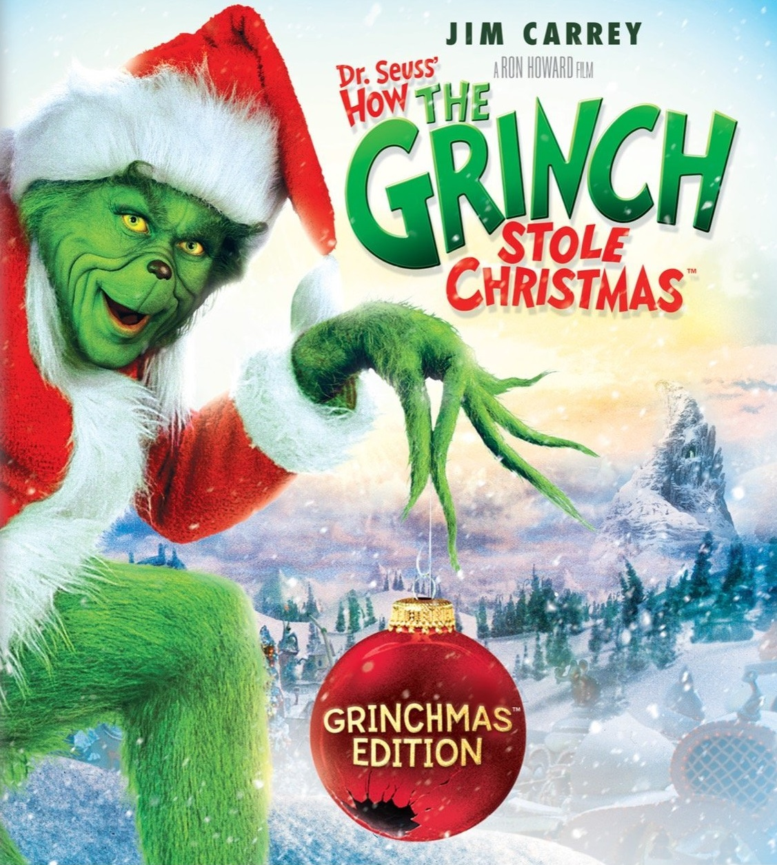 how to the grinch stole christmas full movie