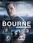 The Bourne Ultimate 5 Movie Collection