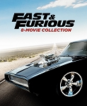 Fast and Furious 8 Movie Collection DIGITAL HD