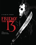 Friday the 13th and Jason Slasher The Complete Collection DIGITAL HD