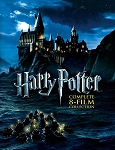 Harry Potter The Complete 8 Film Collection DIGITAL HD