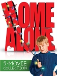Home Alone 1 - 5 Movie Collection