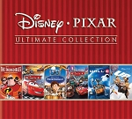 Disney Pixar Ultimate 19 Movie Collection DIGITAL HD
