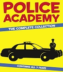 Police Academy 1-7 The Complete Collection
