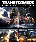 Transformers 5 Movie Collection