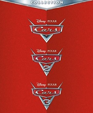 Cars 1-3 Movie Collection Trilogy DIGITAL HD