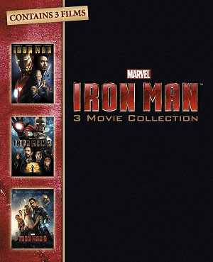 Iron Man 3 Movie Collection DIGITAL HD