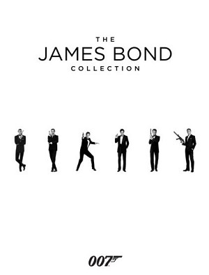 The Ultimate James Bond Collection DIGITAL HD