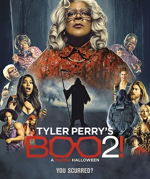 Tyler Perry's Boo 2! A Madea Halloween DIGITAL HD